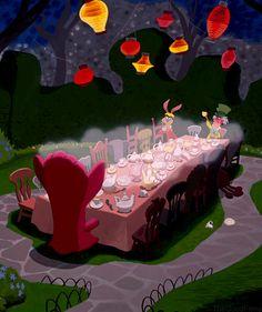 """Disney's """"Alice In Wonderland"""""""