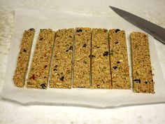 고소한~ 깨강정 Krispie Treats, Rice Krispies, Desserts, Recipes, Food, Tailgate Desserts, Deserts, Recipies, Essen