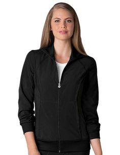 Buy Certainty Women's Zip Front Warm-up Jacket for $28.95