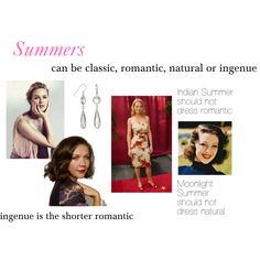 """""""Summer styles"""" by expressingyourtruth on Polyvore. New categories of summer? I need more information!"""