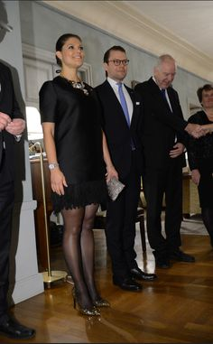 Queens & Princesses - Dinner at the Embassy of Sweden