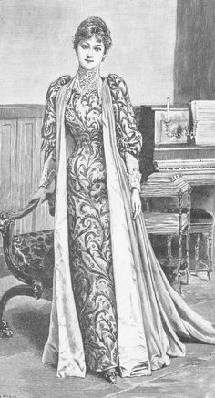 Charles Frederick Worth & The Origin of The Fashion Show