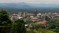 """National Geographic has identified a city in North Carolina as an """"up-and-coming"""" citythat's among the world's best. The Asheville Citizen-Times reported that Asheville is featured in the new Nati..."""