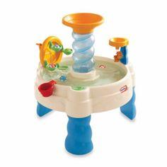 Little Tikes® Spiralin' Seas Waterpark Water Table - buybuyBaby.com