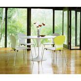 Found it at AllModern - Saarinen 2 Piece Round Dining Table with Sprite Side Chairs