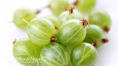 Gooseberry or Amla can be attributed to the high vitamin C content. Gooseberry juice contains nearly twenty times as much vitamin C as orange juice
