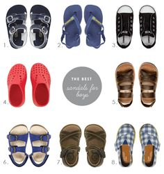 The best-sandals-for-boys