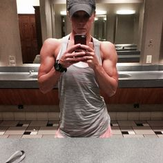Shoulder Day Motivation . Nicole Wilkins