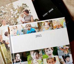 Ideen für Fotobücher