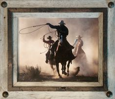 MyBarnwoodFrames.com - Rustic Frames - Hobble Creek Series 20x30 frame with tacks, $125.95 (http://mybarnwoodframes.com/rustic-frames-hobble-creek-series-20x30-frame-with-tacks/)