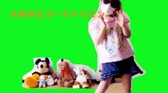 ゴリンゴプリキュアライブ!オープニングテーマ「クレープ」エンディングテーマ「大好きなゴージャスピン」