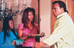 Holiday Heart ---Alfre Woodard and Ving Rhames ---  I like the authenticity of this movie.