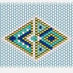 Seed bead Pattern