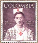 Article: Stamps Commemorating Nursing