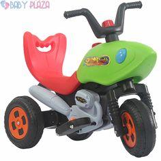 Xe 3 bánh điện 3013T thiết kế nút nhấn điện, và cơ cấu truyền động đặc biệt của bánh lái giúp cho trẻ lái xe dễ dàng hơn, chế độ số tiến, số lùi, chế độ nghỉ giúp bé thỏa sức vui chơi đầy thích thú.