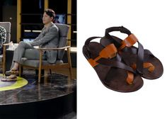 "Jo In-Sung 조인성 in ""It's Okay, That's Love"" Episode 1. Intermezzo Brador Sandals #Kdrama #ItsOkayThatsLove 괜찮아, 사랑이야 #JoInSung"