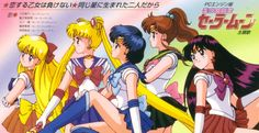 sailor moon original
