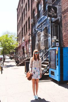 A New York Style Blogger Takes Us Around Brooklyn For A Sweet Summer Weekend | Bustle