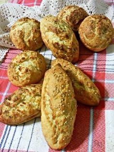 """Se le llama """"pan media hora"""" porque ese es el tiempo que se tarda en prepararlos. Ideales para meriendas y cenas informales."""