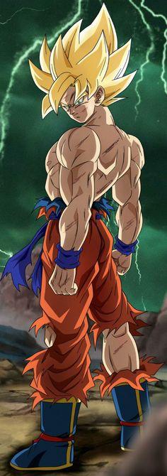 goku on namek Dragon Ball Gt, Dragon Ball Image, Foto Do Goku, Ball Drawing, Super Anime, Goku Super, Son Goku, Animes Wallpapers, Anime Characters