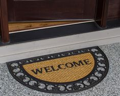Welcome Mats is consistently delivering Best Entrance Branded Door Mats