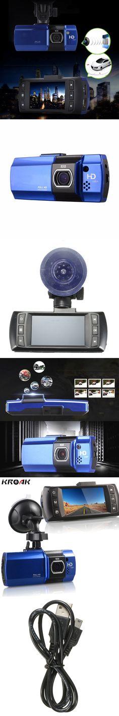 Novatek Full 1080P 2.7 Inch Car DVR Dash Cam Camera Video Recorder G-sensor Night Vision Video Recorder Car DVRS