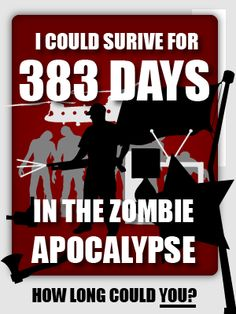 1000 images about zombies on pinterest zombie party zombies survival and zombie apocalypse. Black Bedroom Furniture Sets. Home Design Ideas