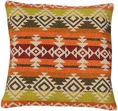 FESTIVAL SALE - Throw Pillow Covers - SouvNear Handmade Zippered Case Cushion Cover in 100% Cotton with Traditional Motifs – Living Room Décor - Thanksgiving Home Decor Click on this Link: http://amzn.to/2eWZD9P