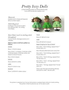 African comfort doll pattern by william willabond – ArtofitI love knitting comfort dolls.Image gallery – page 440860251021750675 – artofitRavelry is a community site, an organizational tool, and a yarn & pattern database for knitters and croche Knitted Doll Patterns, Knitted Dolls, Knitting Patterns Free, Free Knitting, Baby Knitting, Crochet Patterns, Crochet Toys, Knitting For Charity, Knitted Animals