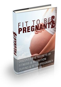 **Fit To Be Pregnant** Little Known Secrets To Nutrition & Exercise During & After Pregnancy! Getting pregnant and childbirth are two of life's greatest miracl Pregnancy Eating, Post Pregnancy Workout, Pregnancy Must Haves, Exercise During Pregnancy, Pregnancy Books, Pregnancy Nutrition, After Pregnancy, Pregnancy Tips, Fall Crafts For Kids