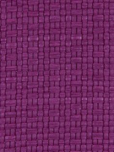 Pantone 2014 Color of the Year Radiant Orchid. Robert Allen Cabin Weave in Berry Crush