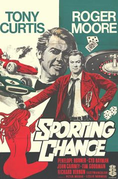tony curtis movie posters | ... of the Tv show The persuaders, released as a feature film overseas