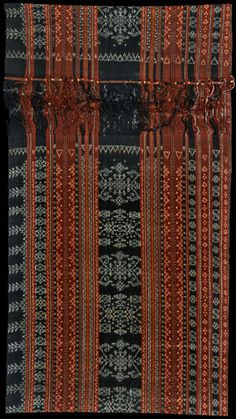 Utang (sarong) - Ikat from Sikka, Flores, Indonesia