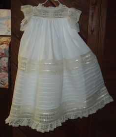 New Heirloom Party dress Bijoux pattern white/ecru size 4 Portrait Wedding Communion beach wedding Graduation Confirmation