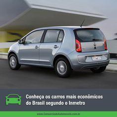 Saiu nesta semana a listagem dos carros mais econômicos do Brasil de acordo com o Programa Brasileiro de Etiquetagem Veicular. Veja: https://www.consorciodeautomoveis.com.br/noticias/os-carros-mais-economicos-do-brasil-segundo-o-inmetro?idcampanha=206&utm_source=Pinterest&utm_medium=Perfil&utm_campaign=redessociais