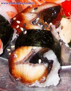 Oh god unagi. Unagi is my all time favorite addition to sushi.