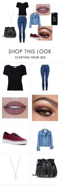 """Sem título #13"" by gabriella-soares on Polyvore featuring moda, Frame Denim, Topshop, Vans, Gap e STELLA McCARTNEY"
