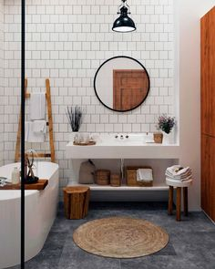 Bathroom interior design 317714948712091989 - Tips in Creating Your Family Bathroom Source by diaryofaTOgirl Bad Inspiration, Bathroom Inspiration, Family Bathroom, Small Bathroom, Serene Bathroom, Bathroom Ideas, Cozy Bathroom, Earthy Bathroom, Bathroom Modern