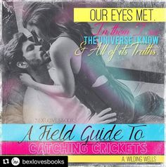 """Can you stand this gorgeous edit by @bexlovesbooks and then there's her massive heart! Xxx #Repost @bexlovesbooks  This beautiful book by this amazing woman I think about it every single day.  If you haven't read it read it.  I recently got a """"How could you not have told me about this book sooner?!"""" From @booksandlooks30  So I want to make sure that I'm shouting from the rooftops: """"READ THIS AMAZING BOOK!"""" The soul is not where it lives but where it loves.  A FIRLD GUIDE TO CATCHING CRICKETS…"""