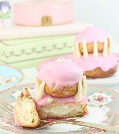Laduree Religiuese Recipe via Made With Pink