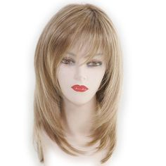 Tony of Beverly Hunter Synthetic Lace Front Wig - Abantu