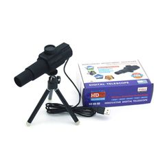 W110 HD USB Digital Telescope 2MP 70X Zooming Smart Telescopic Monitor System for Observation Detection //Price: $53.89//     #onlineshop
