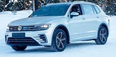 2019 VW Tiguan Allspace GTE