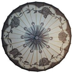 Gothic Beauty Parasol, $20, now featured on Fab.