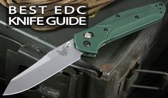 If you're looking for a nice EDC knife, check out this guide