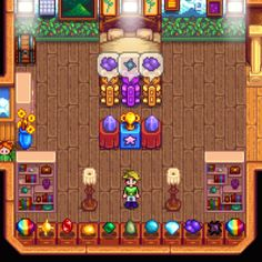 Stardew Valley Bedroom