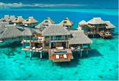 Hilton Bora Bora Nui Resort and Spa mmmm :)