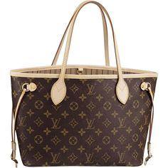 Women:s Louis Vuitton Handbags/Totes/Bags Neverfull PM Monogram Canvas Lv Handbags, Louis Vuitton Handbags, Louis Vuitton Monogram, Vuitton Bag, Designer Handbags, Handbags Online, Designer Bags, Handbags 2014, Purses Online
