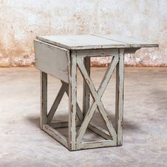 <strong>One Allium Way</strong> Chevery Drop Leaf Table