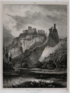 Ruines du château Ga